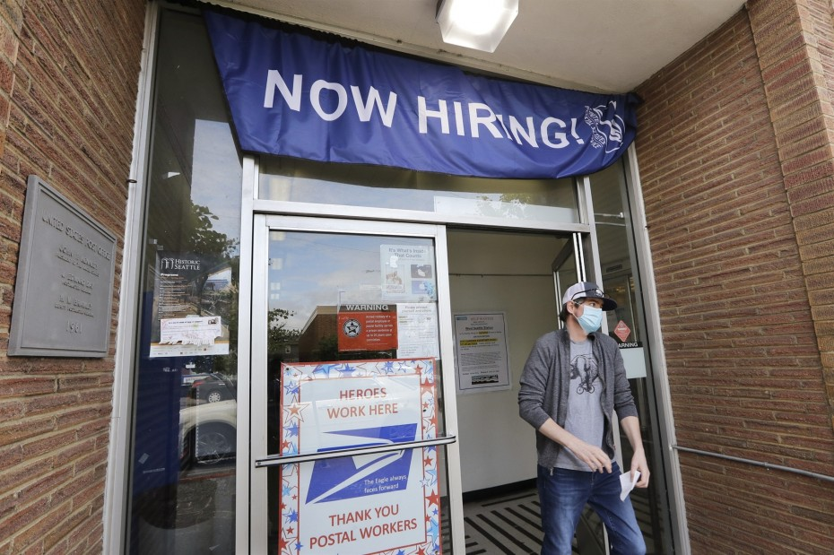 Άνοδος για απασχόληση και μισθούς στις ΗΠΑ τον Μάιο