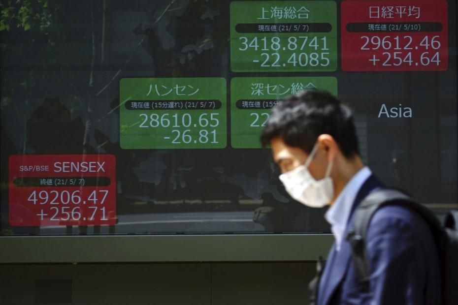 Μεικτά πρόσημα στις Ασιατικές αγορές