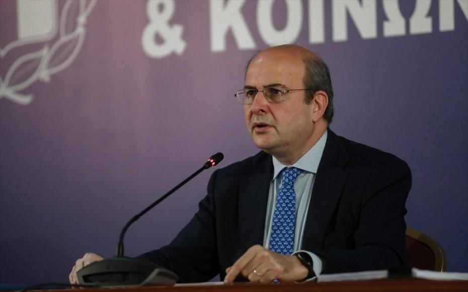 Κ. Χατζηδάκης για εργασιακό: «Πορευόμαστε στο δρόμο της κοινής λογικής»