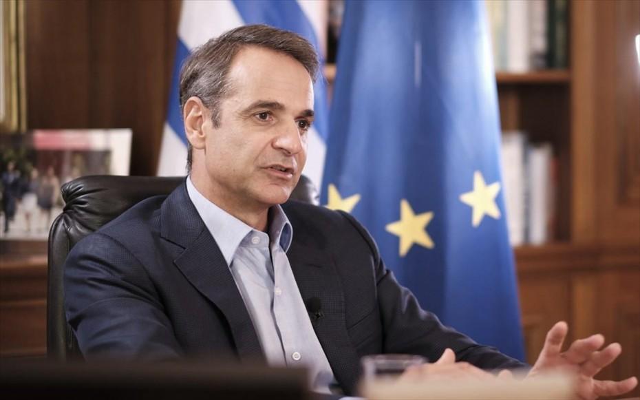 Κ. Μητσοτάκης: Υποχρεωτικότητα, προνόμια και αισιοδοξία