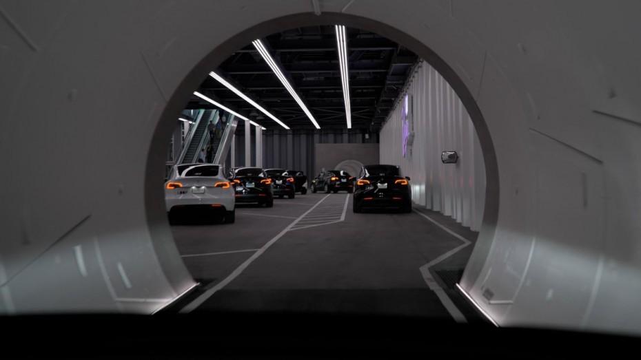 Γεγονός ο «ιδιαίτερος» υπόγειος αυτοκινητόδρομος - όνειρο του Έλον Μασκ
