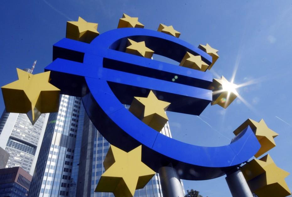 Ευρωζώνη: Μικρότερη από το εκτιμώμενο η συρρίκνωση της οικονομίας