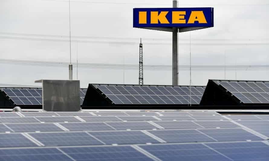 IKEA - Rockefeller: Ταμείο 1 δισ. δολαρίων για ΑΠΕ στις αναπτυσσόμενες χώρες