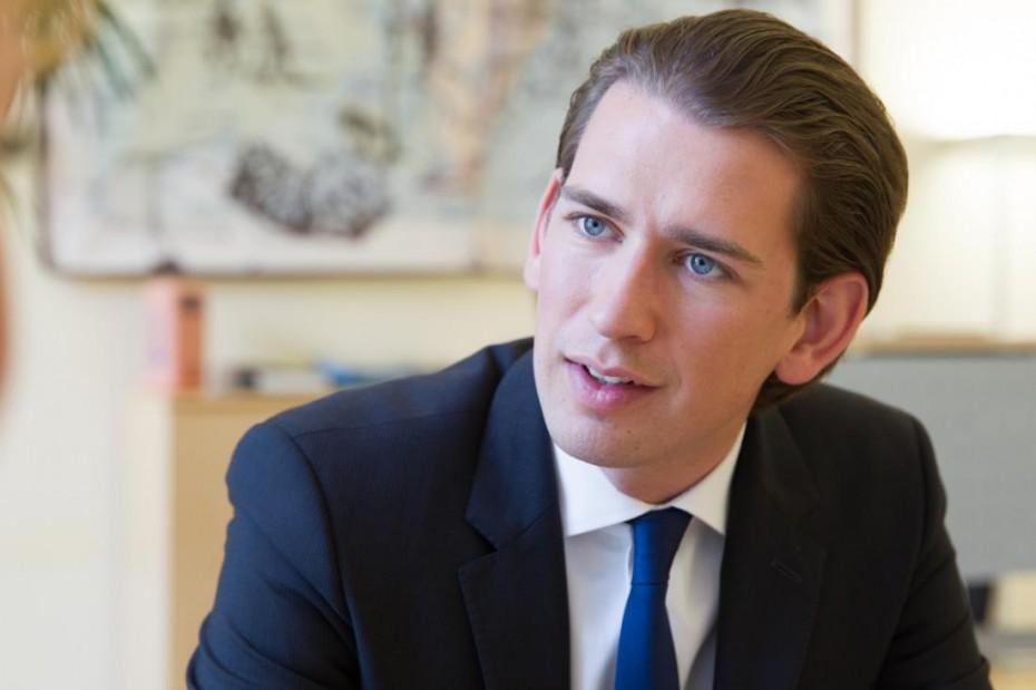 Αυστρία: Ομόφωνα προτείνεται για επανεκλογή ο Σεμπάστιαν Κουρτς