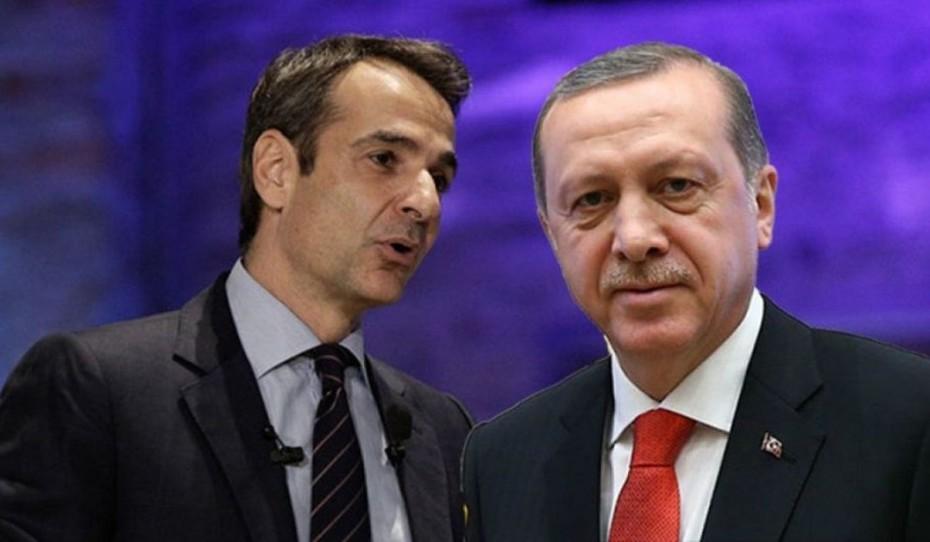 Συνάντηση Μητσοτάκη - Ερντογάν: Νέα αρχή και ένα «ήρεμο καλοκαίρι»