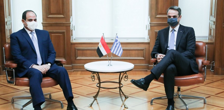 Στην Αίγυπτο ο πρωθυπουργός - Ποια η ατζέντα των επαφών