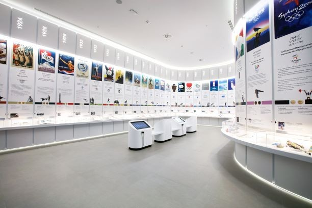 Το Ολυμπιακό Μουσείο Αθήνας επιθεώρησε η TÜV HELLAS