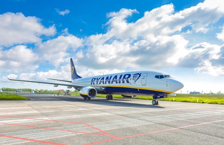 Επιστροφή των Βρετανών τουριστών στην Ευρώπη απ'τον Ιούλιο «βλέπει» η Ryanair
