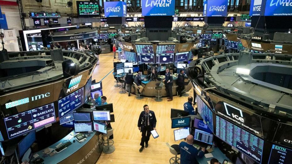 Νηνεμία στη Wall Street
