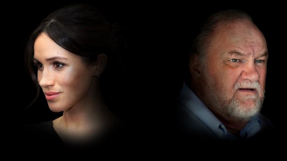 Τόμας Μαρκλ: Με νέα «άπλυτα» απειλεί τη Μέγκαν αν δεν του επιτραπεί να δει την εγγονή του