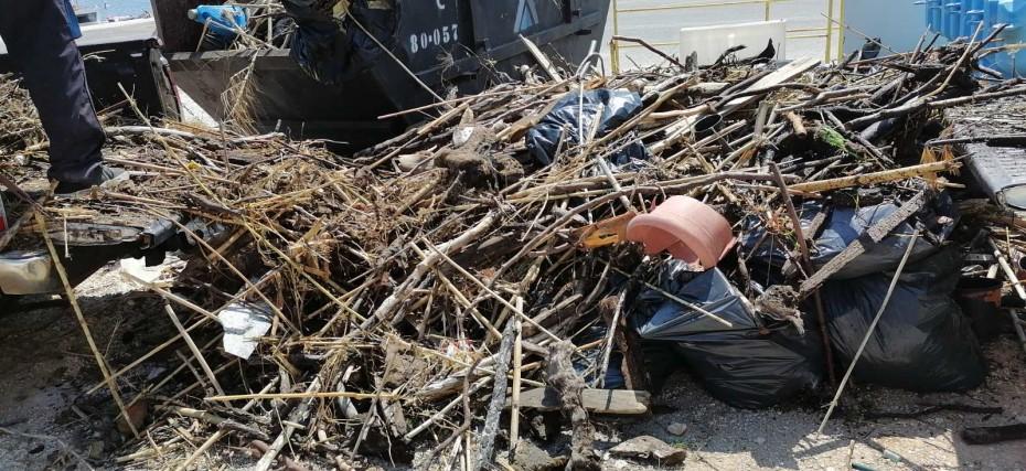 Δήμος Αργιθέας: Πιλοτικό έργο επαναχρησιμοποίησης φερτών υλών από φυσικές καταστροφές