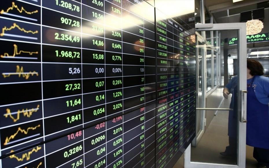 Χρηματιστήριο-Κλείσιμο: Άνοδος 0,54%, στα 42,33 εκατ. ευρώ ο τζίρος