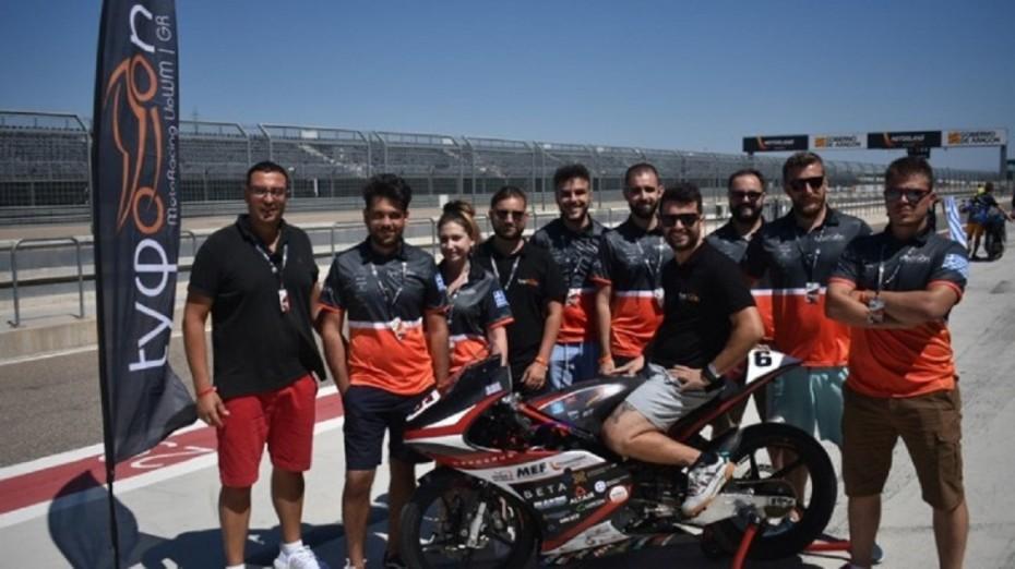 «Κέρβερος»: Δεύτερη στην Ευρώπη η αγωνιστική μοτοσυκλέτα των φοιτητών πανεπιστημίου Δυτ. Μακεδονίας