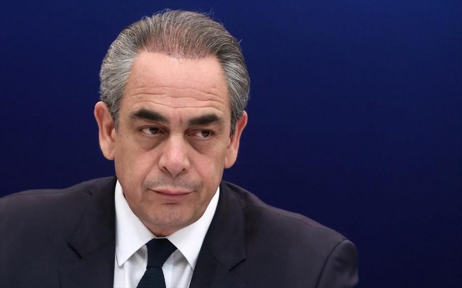 Κ.Μίχαλος: «Χρειάζεται μηχανισμός εγγύησης του Δημοσίου προς τις τράπεζες για προεξόφληση επιταγών»