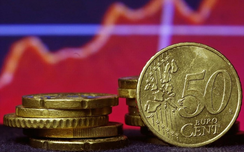 Υποχώρηση του ευρώ  0,18%, στα 1,1782 δολάρια