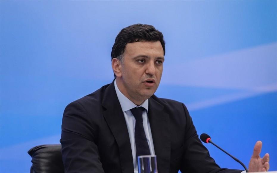 Β. Κικίλιας: «Με σεβασμό και αγάπη παροτρύνουμε και τους Ρομά συμπολίτες μας να εμβολιαστούν»