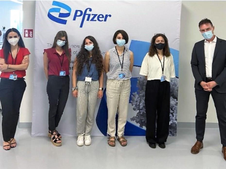 ΑΠΘ: Οι 4 πρώτες νέες επιστήμονες στο Κέντρο Ψηφιακής Καινοτομίας της Pfizer
