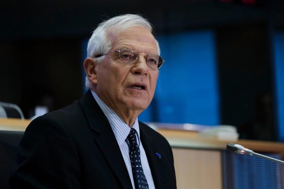 Ζ. Μπορέλ: «Απαράδεκτη μονομερής απόφαση για αλλαγή του καθεστώτος στα Βαρώσια»