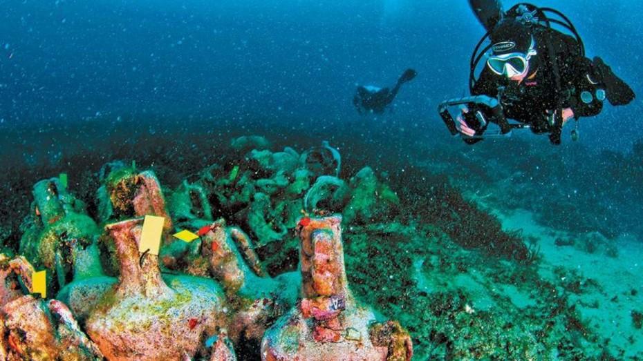 Καταδυτικός τουρισμός: Προβολή του πρώτου υποβρύχιου μουσείου στην Αλόννησο από το AFP