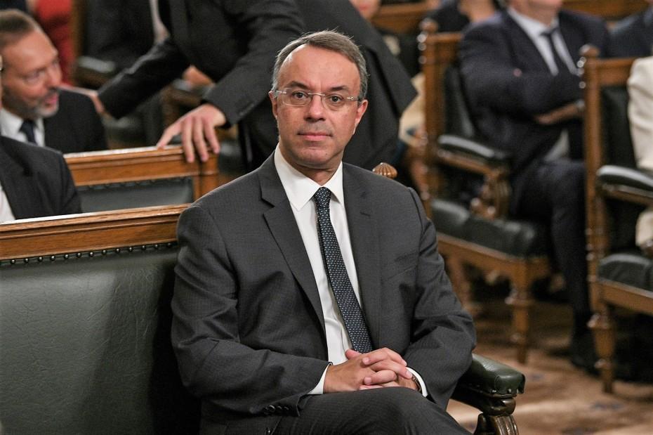 Χρ. Σταϊκούρας: Δε θα πληρώσει φόρο με τα φετινά εκκαθαριστικά το 50% των φορολογούμενων