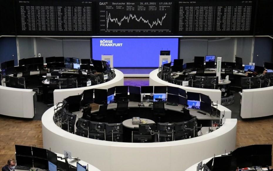 Ευρωαγορές: Άνοδο καταγράφουν οι μετοχές στο ξεκίνημα των συναλλαγών