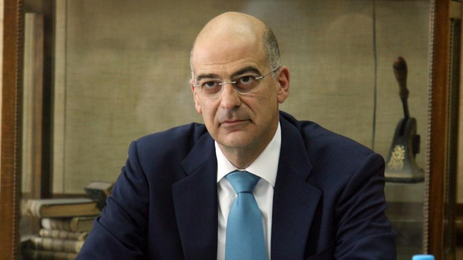 Ν. Δένδιας: «Η ΕΕ θα έπρεπε να έχει πιο ενεργό ρόλο στο Κυπριακό»