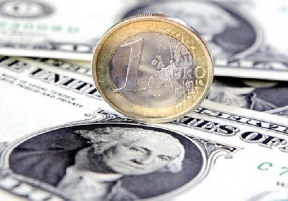 Το ευρώ ενισχύεται 0,05%, στα 1,1802 δολάρια