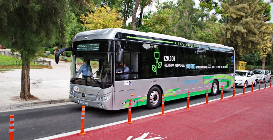 K. Αχ. Καραμανλής: Μέσα στο 2022 τα πρώτα ηλεκτρικά λεωφορεία στην Αθήνα