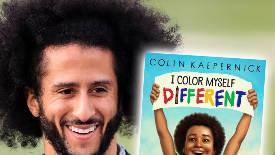 Ένα παιδικό βιβλίο για την ομορφιά του να είσαι «διαφορετικός» από τον αθλητή του NFL, Κόλιν Κέπερνικ