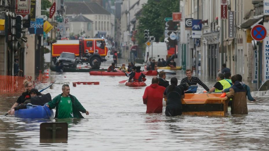 Γερμανία: Εννέα νεκροί και περισσότεροι από 70 αγνοούμενοι από τις πλημμύρες