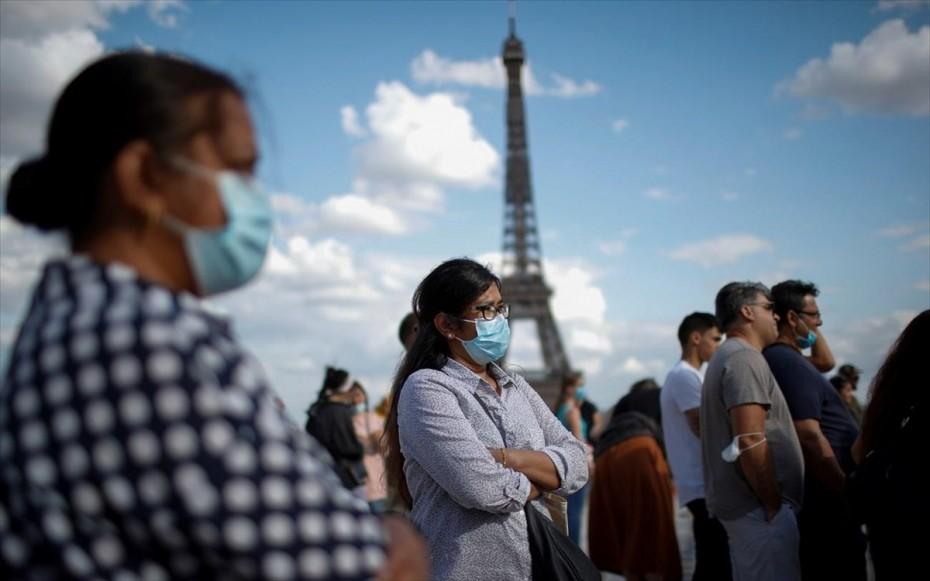 Γαλλία-Covid-19: Αύξηση της κυκλοφορίας του ιού 150% σε διάστημα μίας εβδομάδας