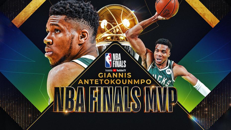 Στην κορυφή του NBA o «Greek Freak»