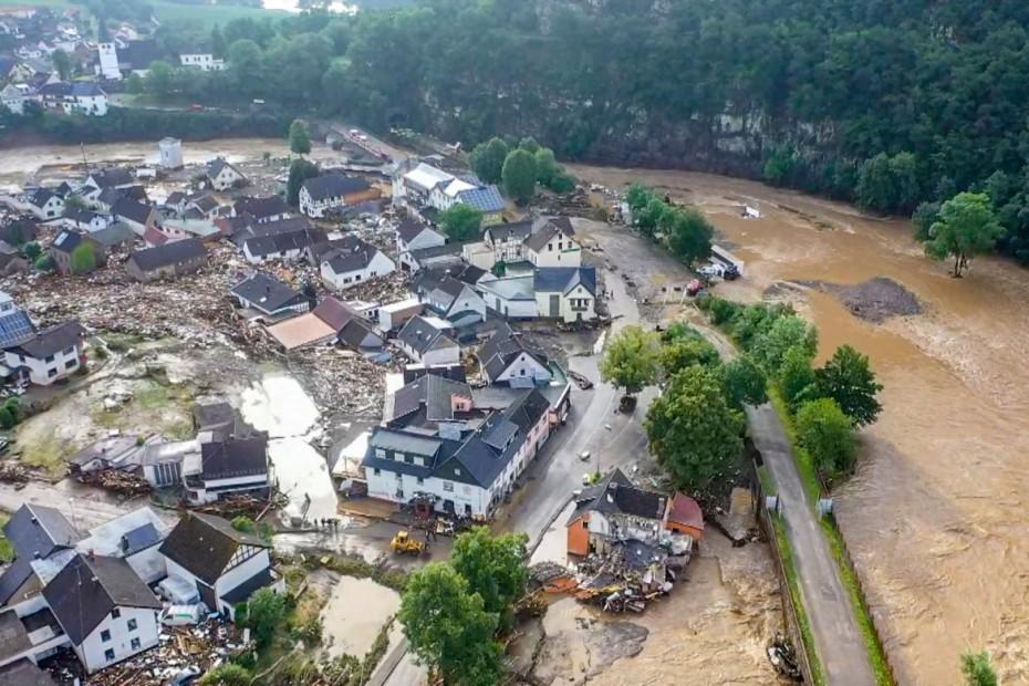 Γερμανία: Στους 165 οι νεκροί από τις πλημμύρες