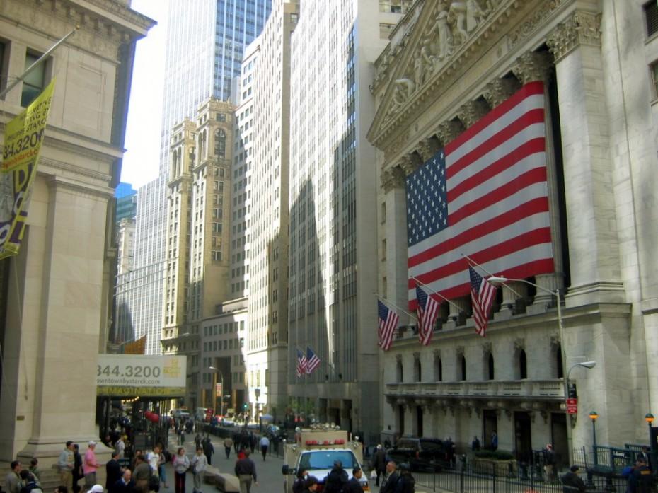 Wall Street: Την «τραβάει κάτω» η μετάλλαξη Δέλτα