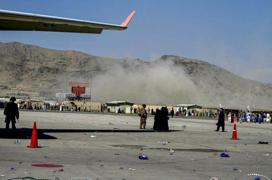 Συνομιλίες Ταλιμπάν με Κατάρ και Τουρκία για τη διαχείριση του αεροδρομίου της Καμπούλ