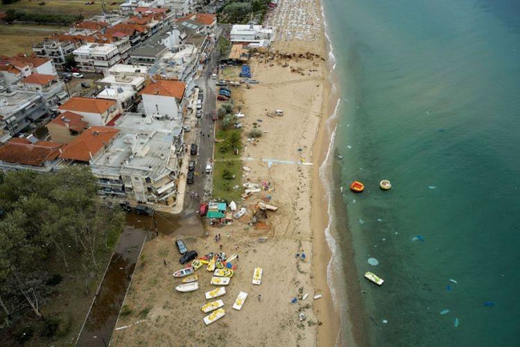 Νεκρός ανασύρθηκε 75χρονος από θαλάσσια περιοχή της Χαλκιδικής