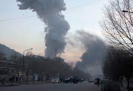Πυρά στην Καμπούλ μετά την αποχώρηση των τελευταίων Αμερικανών στρατιωτών