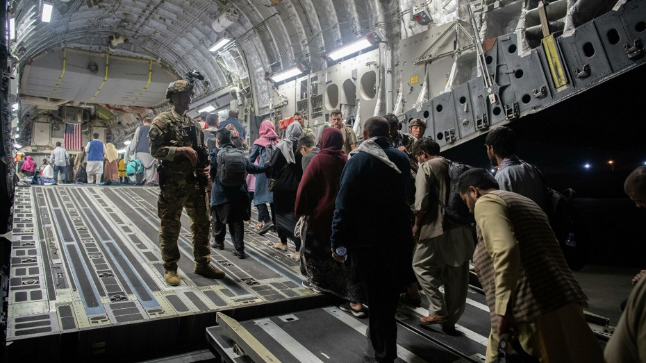 Οι αμερικανικές δυνάμεις βρίσκονται στην τελική φάση εκκένωσης της Καμπούλ
