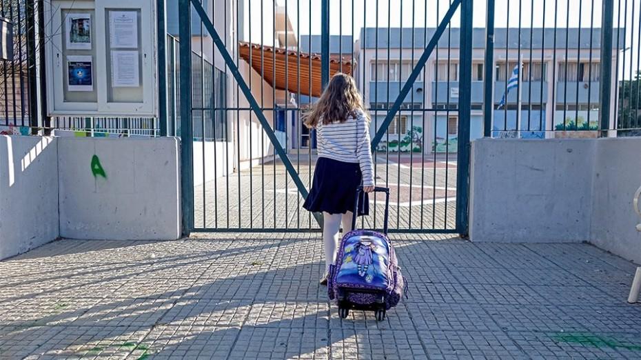Τι ισχύει με το testing σε περίπτωση κρούσματος στα σχολεία