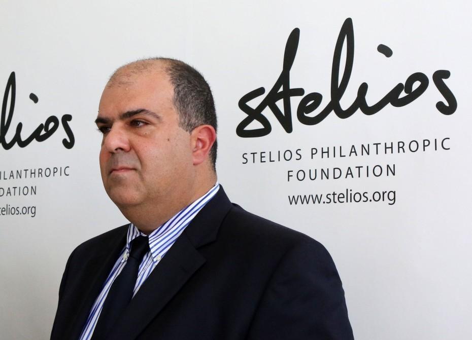 Ίδρυμα Στέλιος Χατζηιωάννου: Προσφορά στον Ελληνικό Ερυθρό Σταυρό για την ανακούφιση των πυρόπληκτων