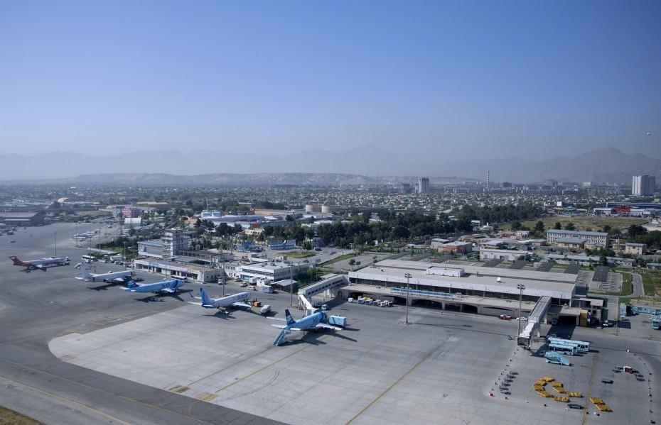 Καμπούλ: Γεγονός η πρώτη διεθνής εμπορική πτήση μετά την επιστροφή των Ταλιμπάν