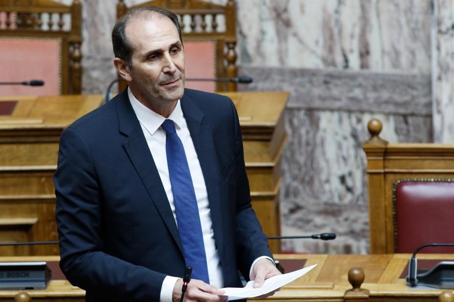 Απ. Βεσυρόπουλος: Η μάχη ενάντια στο λαθρεμπόριο μας αφορά όλους