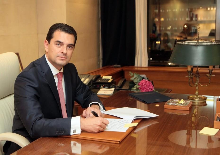 Κ. Σκρέκας: Δύο ακόμη έργα διαχείρισης απορριμμάτων - 21 μονάδες έχουν δημοπρατηθεί σε δύο χρόνια