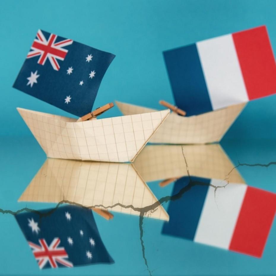 Σοβαρές αμφιβολίες έχει η Γαλλία σχετικά με το συμβόλαιο που σύναψε με την Αυστραλία για την πώληση υποβρυχίων