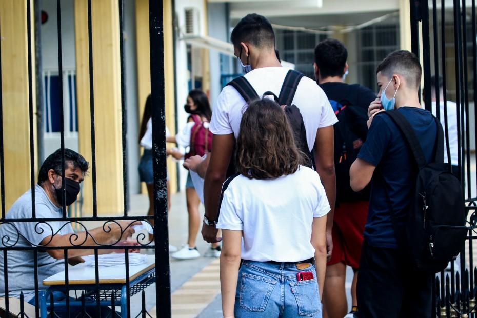 Κορονοϊός: Κάθε Τετάρτη οι ανακοινώσεις για τα κρούσματα στα παιδιά
