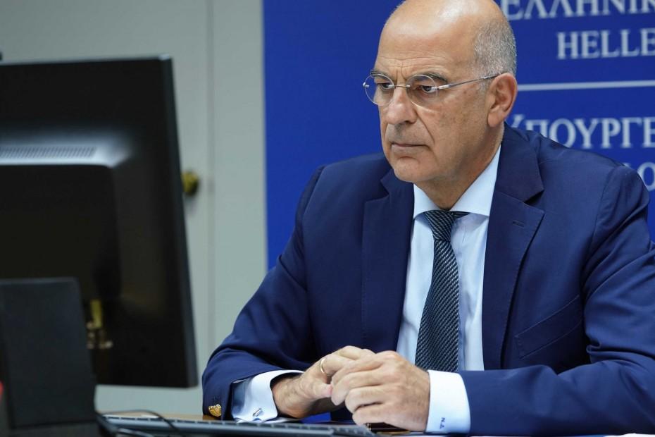 Ν. Δένδιας: Η Ελλάδα προασπίζεται τα σύνορα από κάθε απειλή, σεβόμενη πάντοτε το Διεθνές Δίκαιο