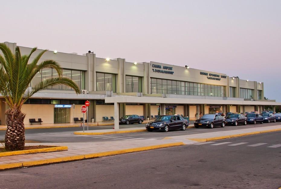 Χανιά: Συλλήψεις αλλοδαπών στα αεροδρόμια για κατοχή πλαστών ταξιδιωτικών εγγράφων