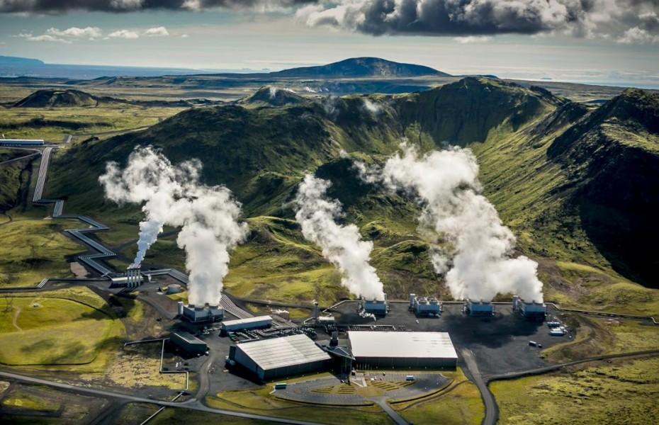 Ισλανδία: Σε λειτουργία το μεγαλύτερο στον κόσμο εργοστάσιο δέσμευσης άνθρακα από τον αέρα