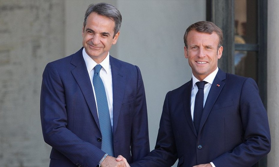 Αμυντική συμφωνία Ελλάδας και Γαλλίας για νέες φρεγάτες