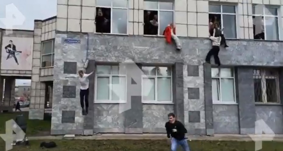 Τραγωδία με 8 νεκρούς από πυροβολισμούς σε πανεπιστήμιο στη Σιβηρία